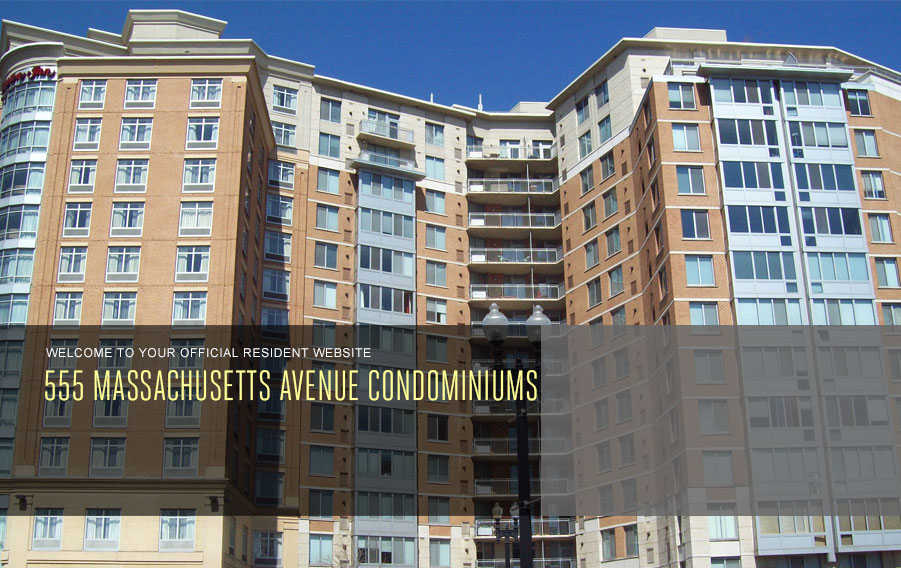 555 Massachusetts Avenue Condominiums